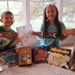 Scholastic Summer Reading Challenge Featured