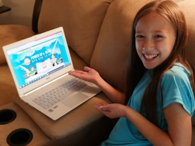 Scholastic Summer Reading Program Featured