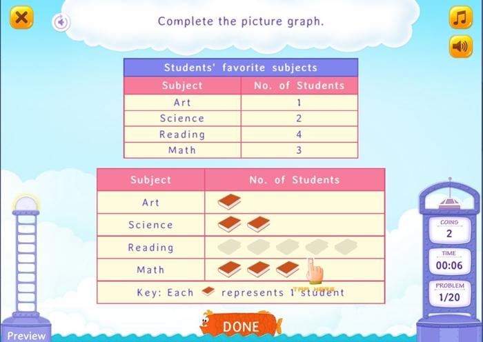 Splash Math 2nd Grade