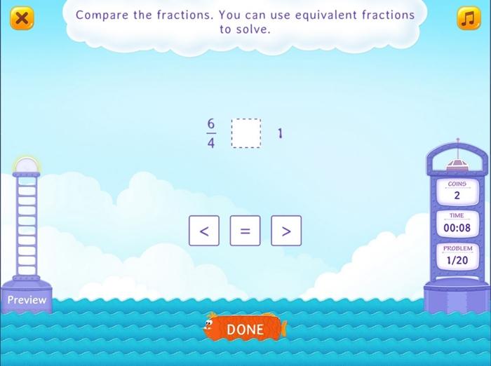 Splash Math 4th Grade
