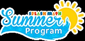 Splash Math Summer Program