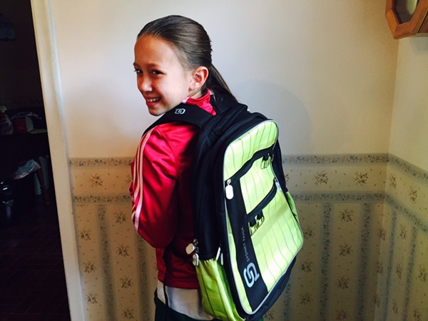 Sydney Paige Backpack – For Every Backpack Sold, One Is Donated To A Child In Need