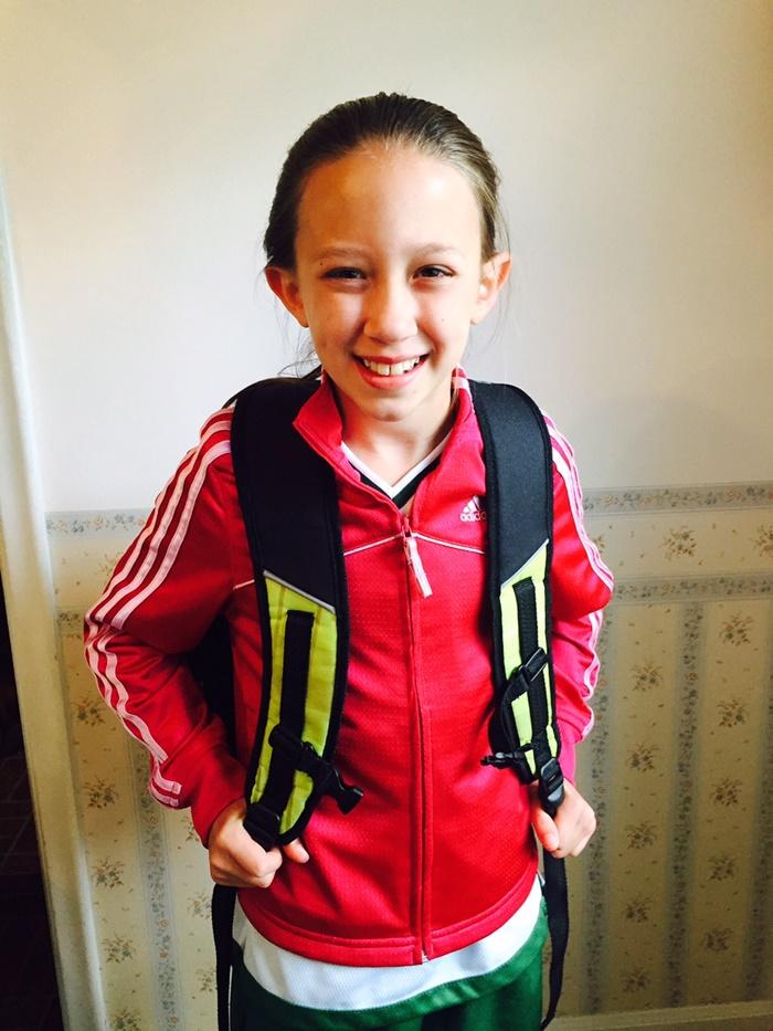 Sydney Paige Backpack Front