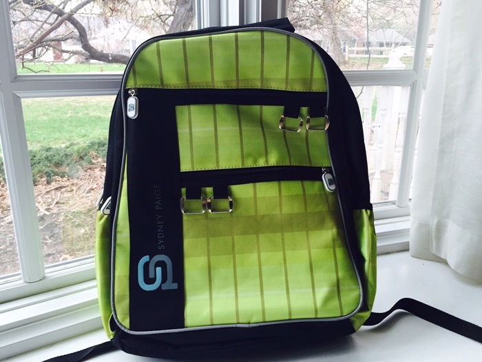 Sydney Paige Backpack Review