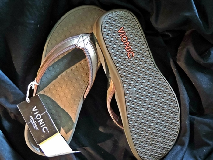Vionic Sandals Bottom