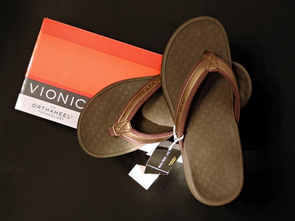 Vionic Shoes: Tide II Sandals Review & My SoleStory