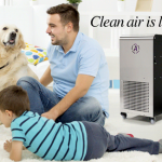 Aero One Clean Air is Life Featured