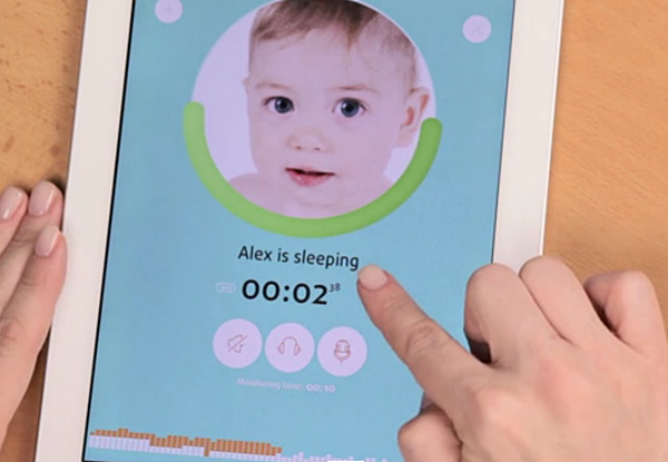 This Baby Monitor App Isn't Just For Babies