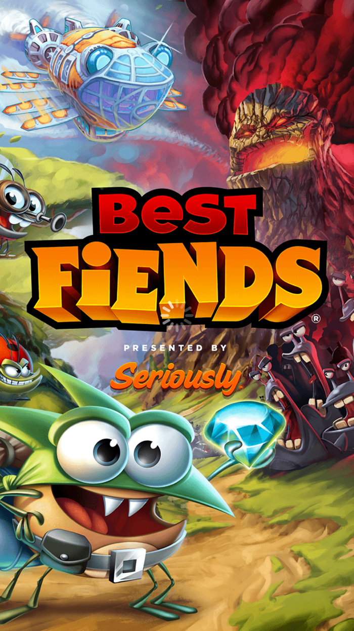 Best Fiends Game
