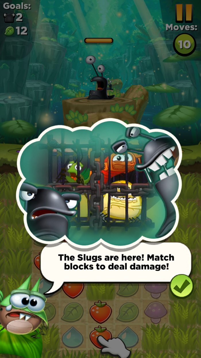 Best Fiends Slugs