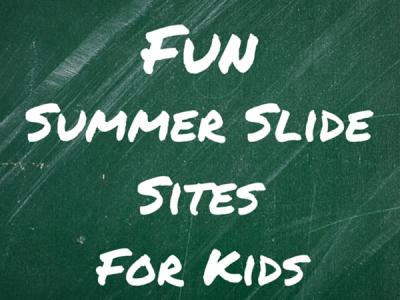 Fun Summer Slide Featured