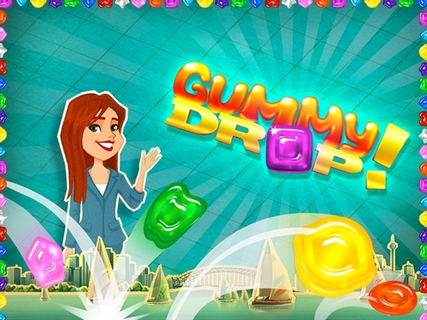 Hit Mobile Game Gummy Drop! Comes To PC On The Big Fish Website