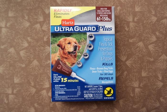 Hartz UltraGuard Plus