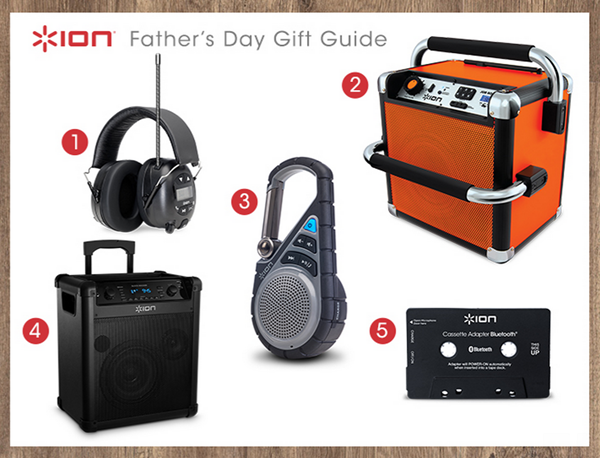 Does Your Dad Like To Rock Out?