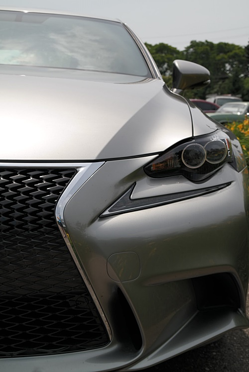 Top 5 Reasons You Need To Drive The Lexus IS 350