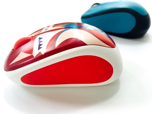 Logitech Introduces Play Collection Mice
