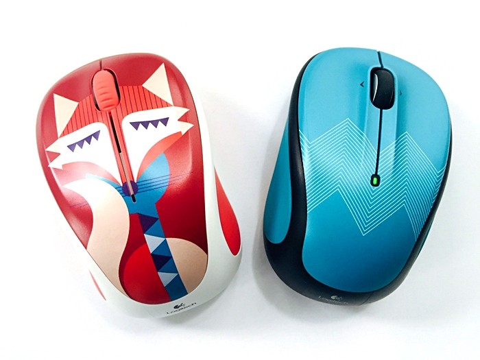 Logitech Play Collection Mice