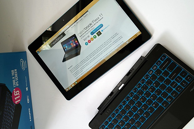 Do You Need a 2 in 1? Nextbook Flexx11 Review