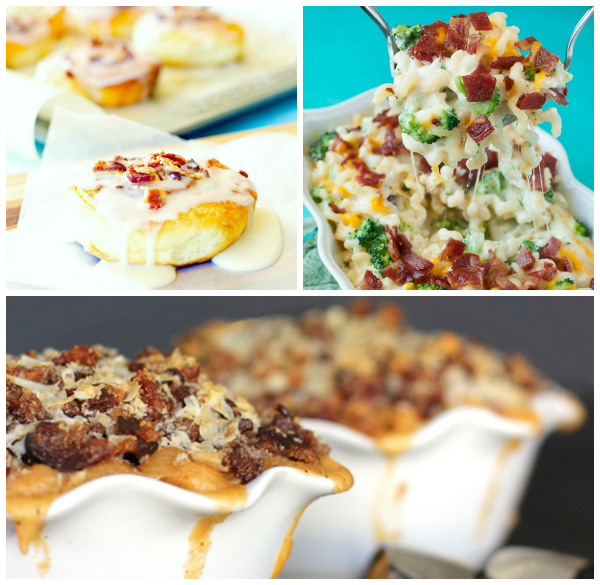 45 Extraordinary Bacon Recipes