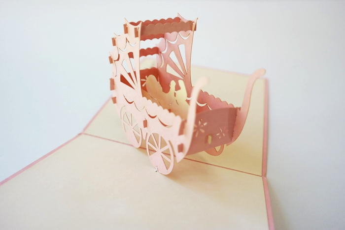 Cards2Life Baby 3D Laser Cut