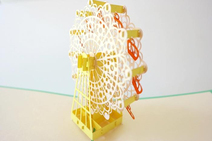 Cards2Life Ferris Wheel