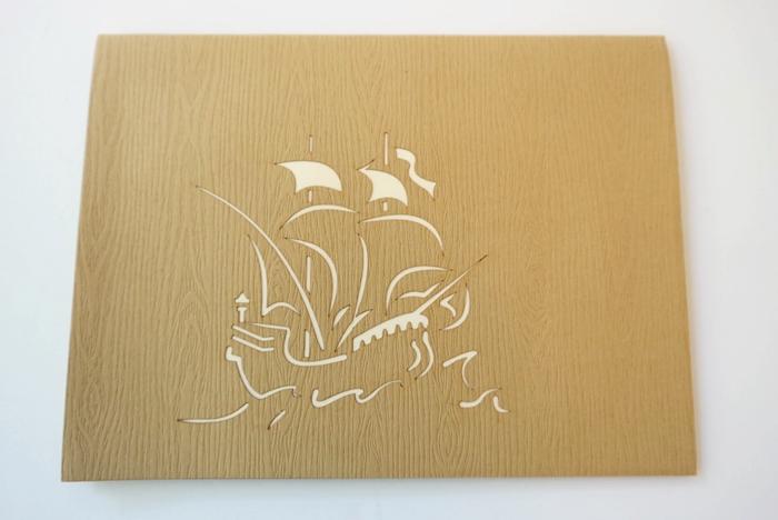 Cards2Life Ship