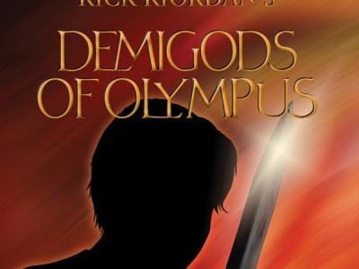 Demigods Of Olympus Featured