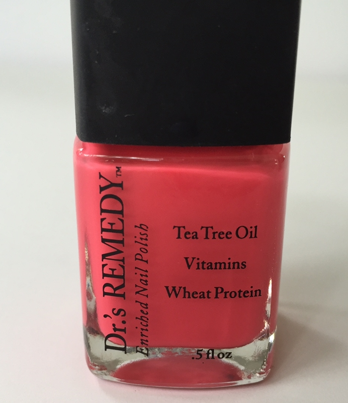 Dr.'s Remedy Nail Polish Coral