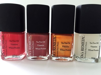 Dr.'s Remedy Nail Polish Featured