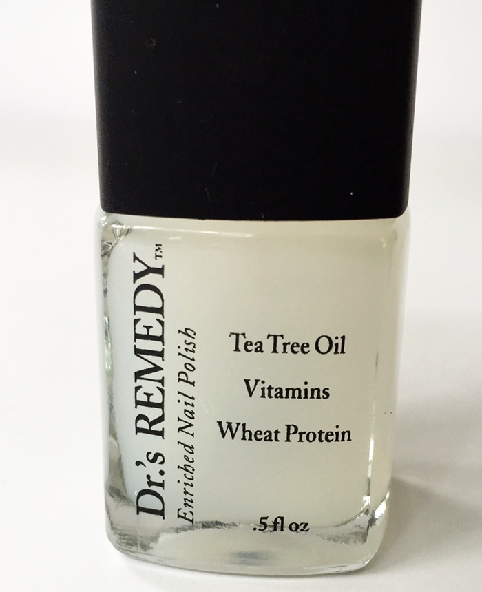 Dr.'s Remedy Nail Polish Matte Top Coat