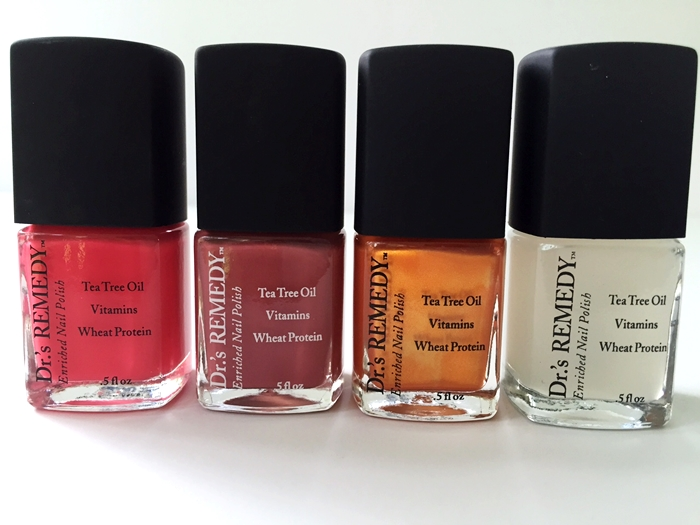 Beautiful Nail Polish With Benefits: Dr.\'s Remedy Enriched Nail Care