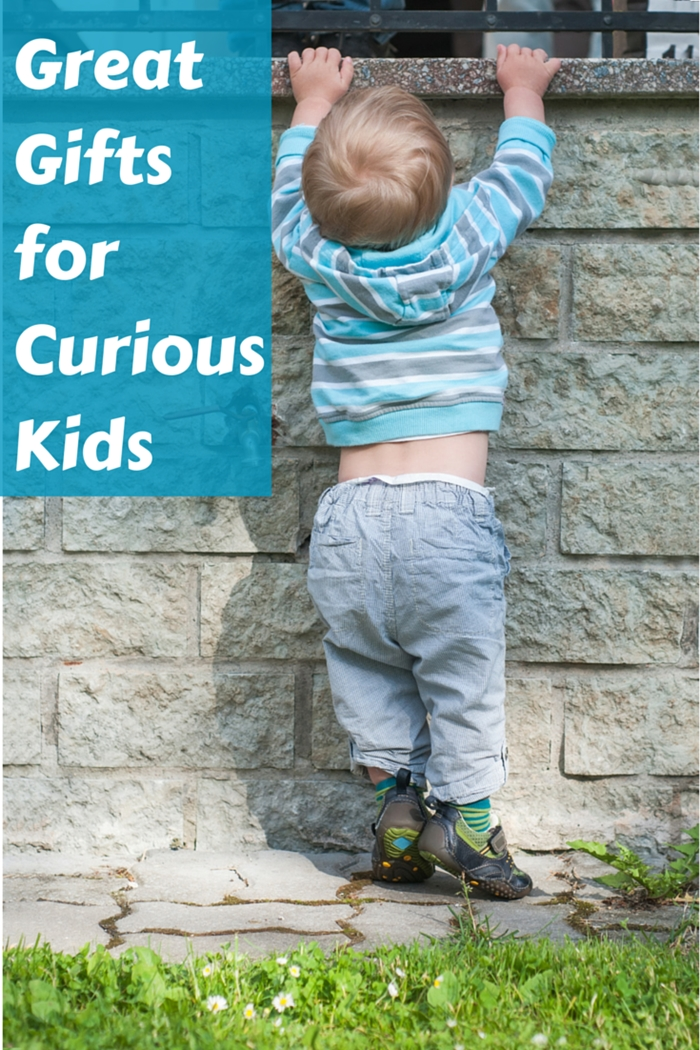 Great Gift Ideas For Curious Kids