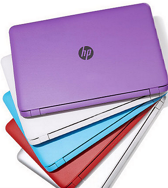 HP Pavilion Colors