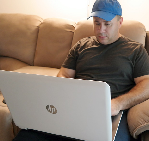 HP Pavilion at Home