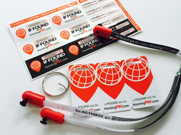 Homing Pin Starter Pack