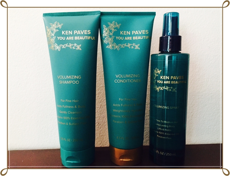 Ken Paves Shampoo & Conditioner