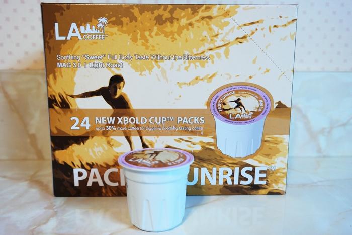 LA Coffee Cup