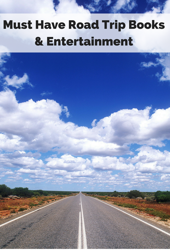 Must Have Road Trip Books & Entertainment
