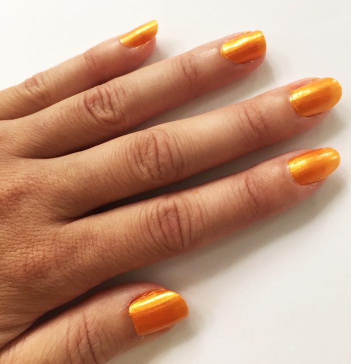 Nail Polish - Tangerine