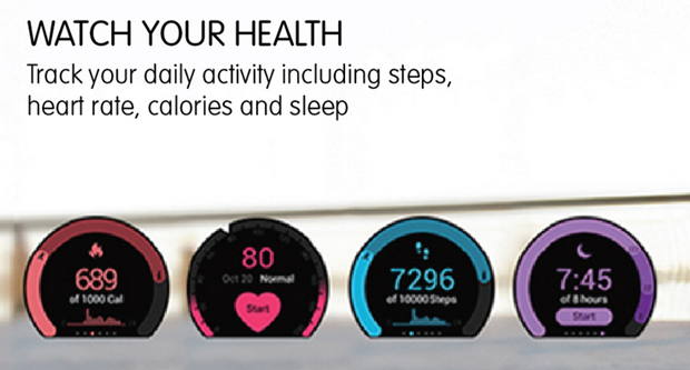 Onetouch Watch Fitness
