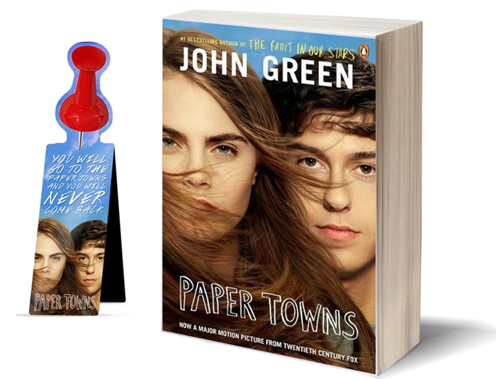 Paper Towns Prize Pack
