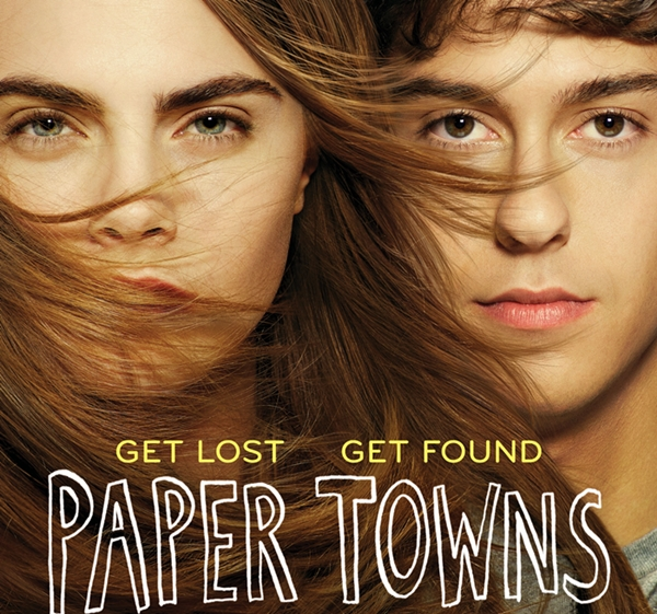 Paper Towns By John Green Coming To Theaters {+Giveaway}