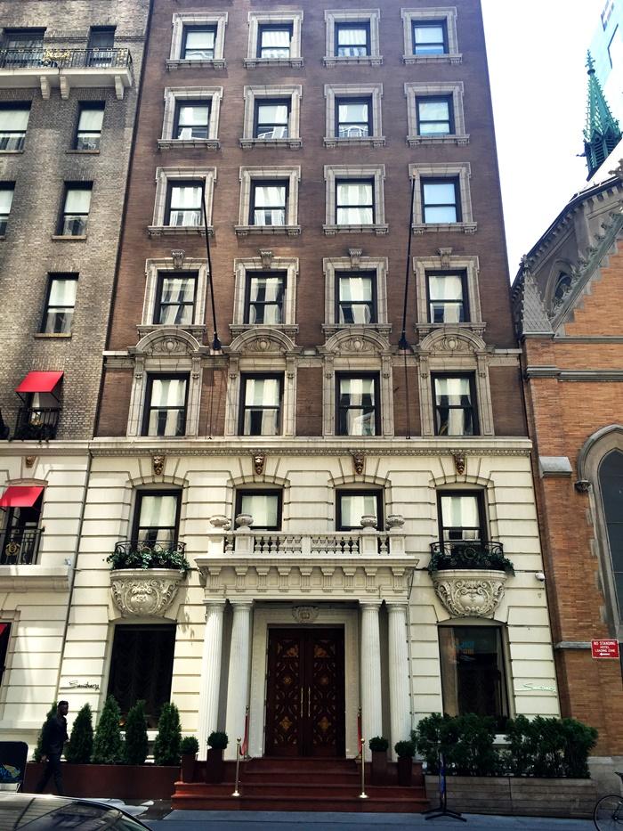 Sanctucary Hotel NYC Exterior