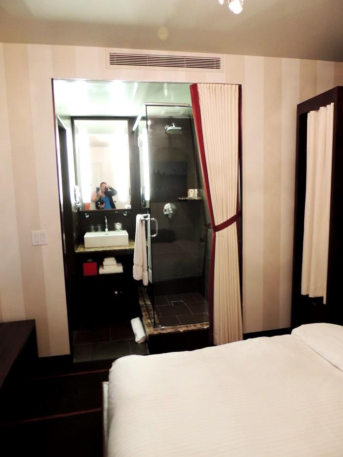 Sanctuary Hotel NYC Room