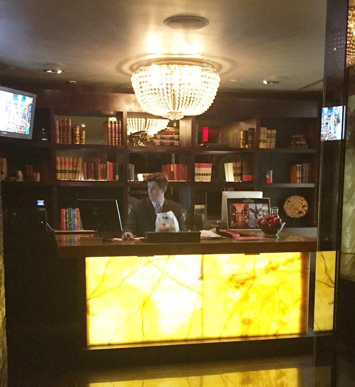 Sanctuary Hotel Review