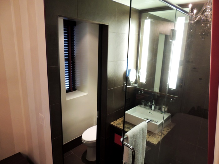 Sanctuary Hotel Room Review