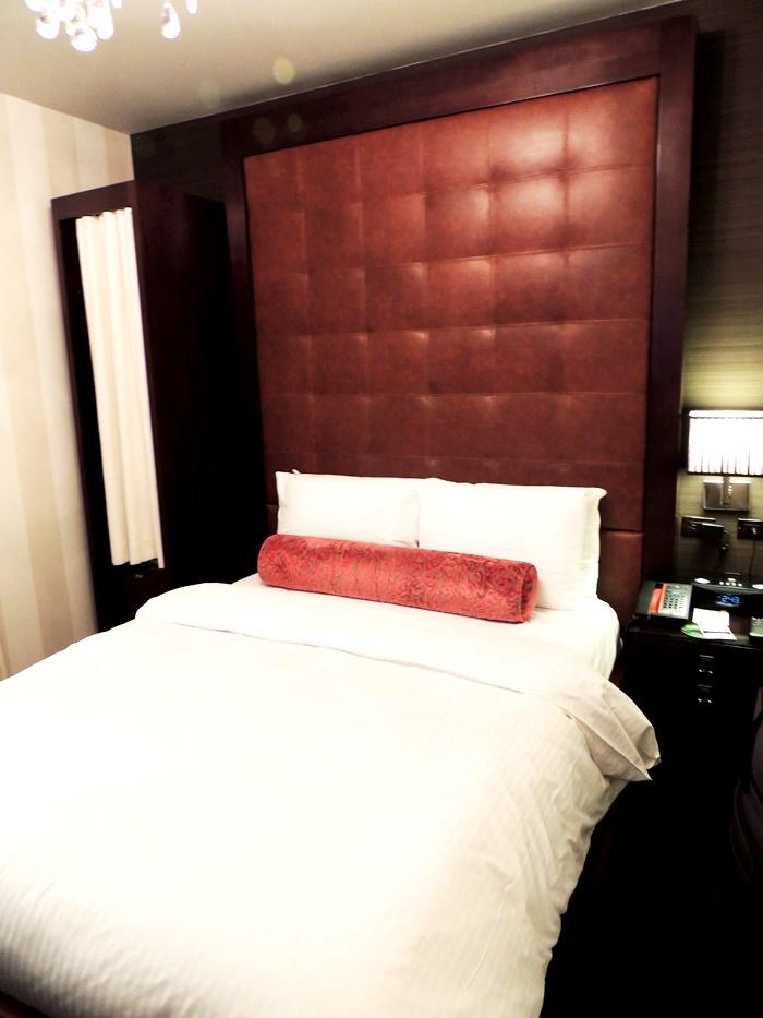 Sanctuary Hotel Room