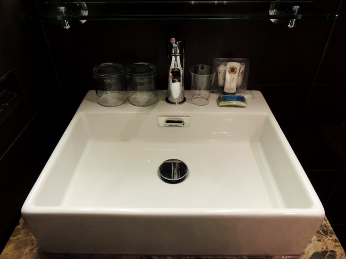 Sanctuary Hotel Sink