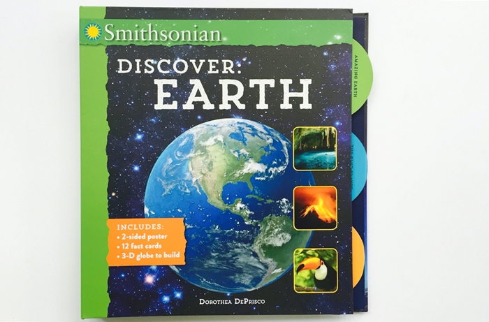 Smithsonian Discover Earth