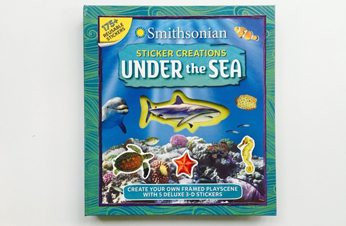 Smithsonian Under The Sea
